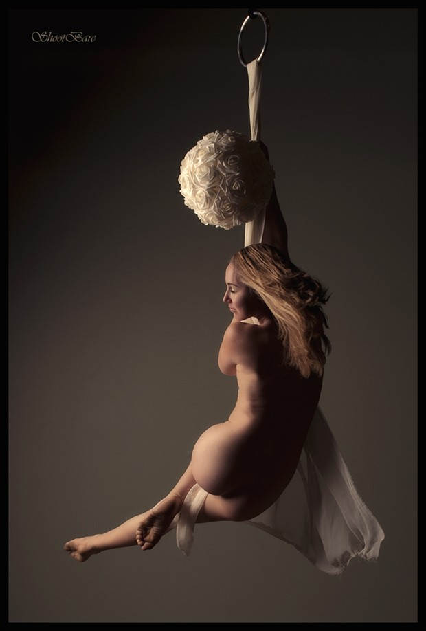 RoseBall Implied Nude Photo by Photographer Provoculos