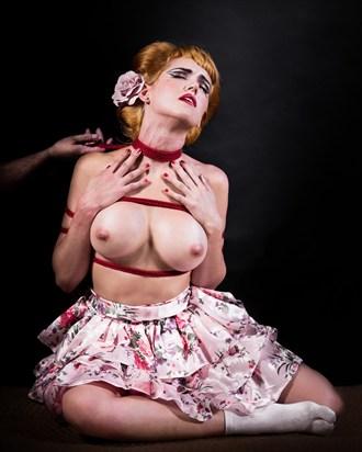Roshie Shibari 2 Artistic Nude Photo by Photographer munecito