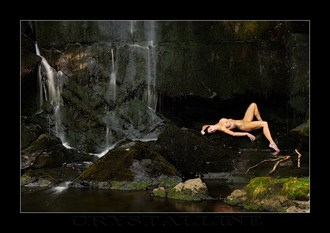 Rouse Falls 1 Artistic Nude Photo by Photographer Crystalline