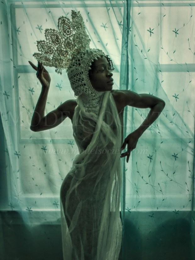 Royalty Glamour Artwork by Model Gazelle