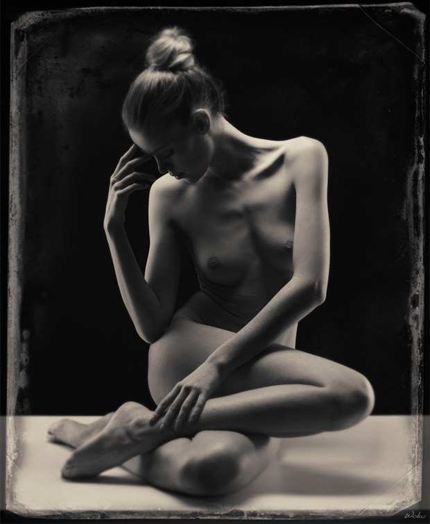 Rubia Artistic Nude Artwork by Photographer Wolw