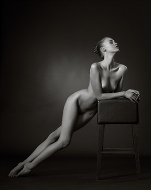 Rubia Artistic Nude Photo by Photographer Rossomck