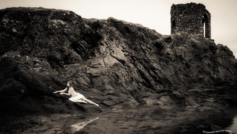 Ruby Bay Artistic Nude Photo by Photographer Howard Ashton Jones