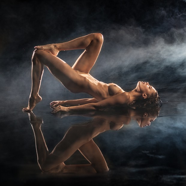 Rune Artistic Nude Photo by Photographer V. Potemkin