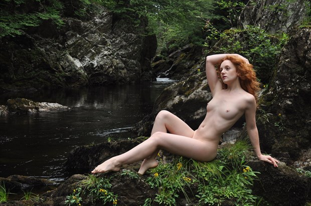 Rusalka 2 Artistic Nude Photo by Photographer Calandra Images