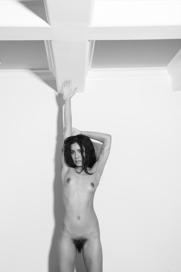 Rw Storey Artistic Nude Photo by Model Am Montoya