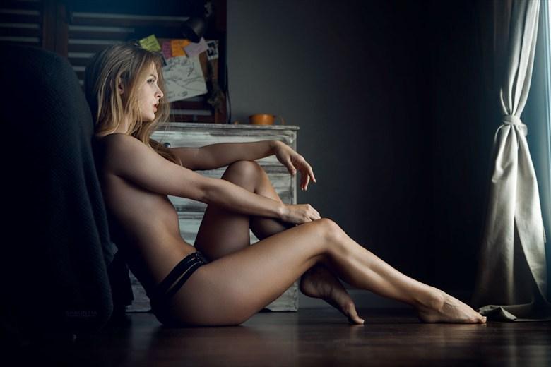 Ryan Lingerie Photo by Model Shaun Tia