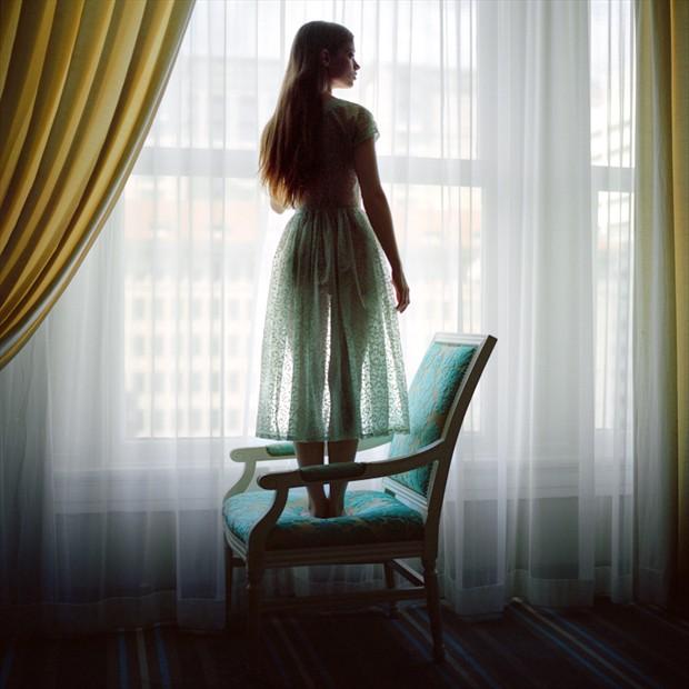 Ryonen Artistic Nude Photo by Photographer Patofoto