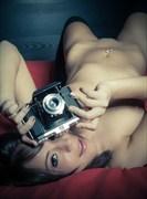 SAY CHEESE Artistic Nude Photo by Model chloemodel21