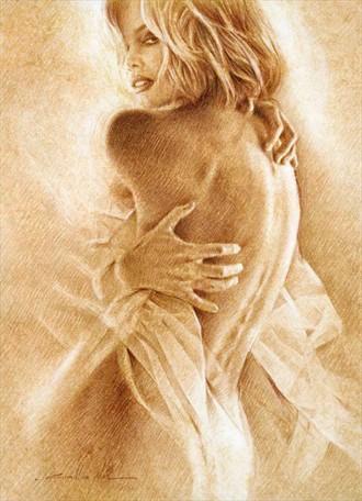 SEDUCTIVE Artistic Nude Artwork by Artist Girotto Walter