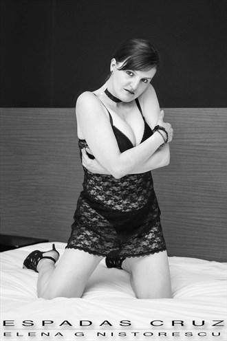 SENSUAL Glamour Photo by Model ELENA