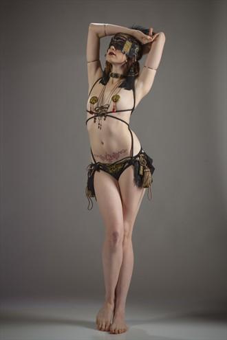 SLAVE DANCER Glamour Photo by Model MaressaFox