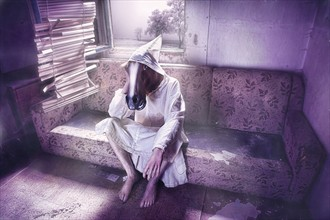 SLEEPWALKER Emotional Photo by Photographer Necrania Chmurella