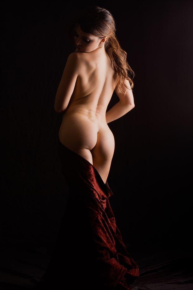 SP 1A9 Artistic Nude Photo by Photographer SERVOPHOTO