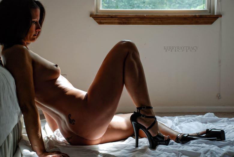 SUN RAYS Artistic Nude Artwork by Photographer KerryRayTracy