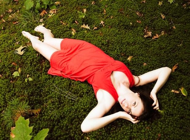 Sabrina Nature Photo by Photographer Hey Boo Photography