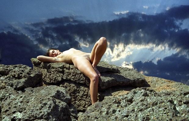 Sacrificial Virgin %23  06 Artistic Nude Photo by Photographer Gene Newell