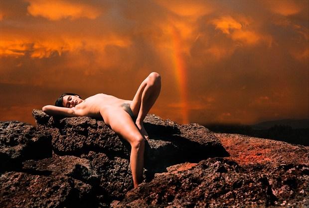 Sacrificial Virgin %23  09 Artistic Nude Photo by Photographer Gene Newell