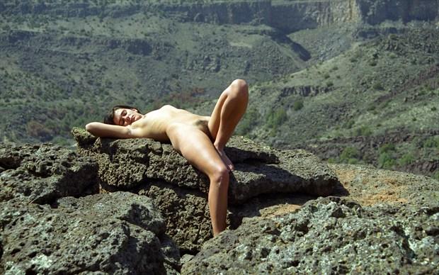 Sacrificial Virgin %23  13 Artistic Nude Photo by Photographer Gene Newell