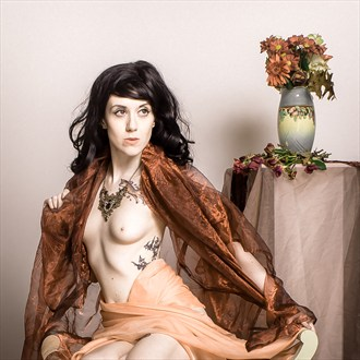 Salome Artistic Nude Photo by Photographer JohnB
