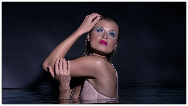 Sami Wet Lingerie Photo by Photographer Phil O%60Donoghue