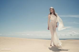 Sand Nature Photo by Model Carla Monaco