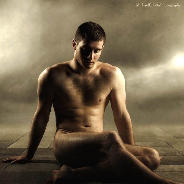Sand and Skin Artistic Nude Photo by Photographer Michael Bilotta