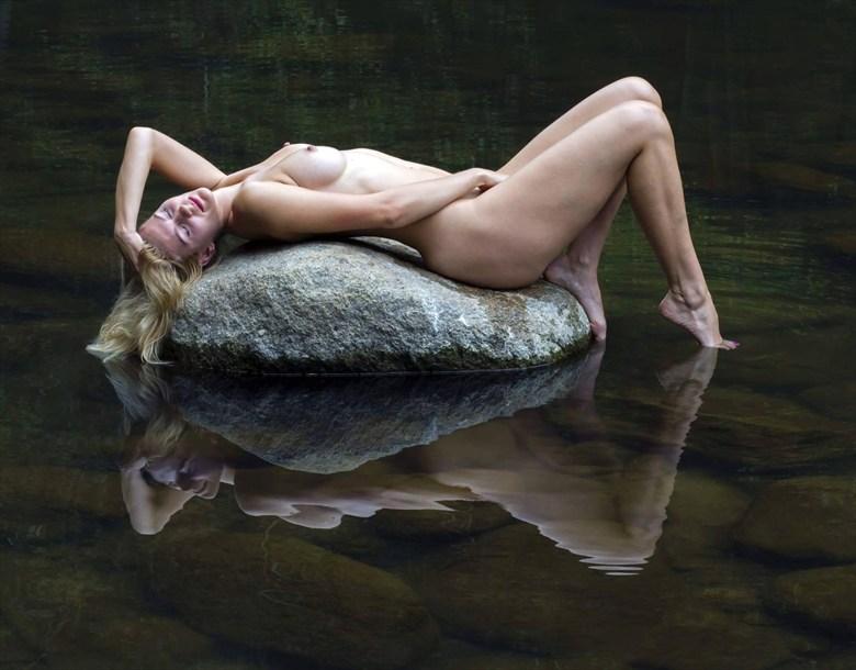 Santa Cruz Artistic Nude Artwork by Model Tami