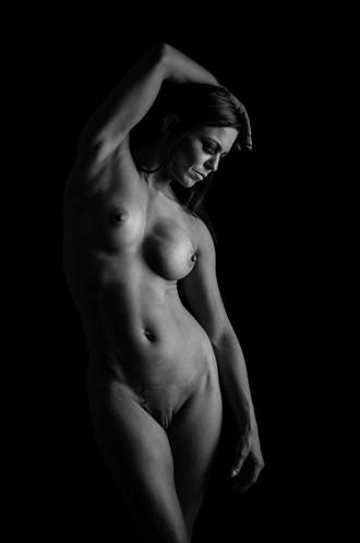 Sarah Artistic Nude Artwork by Artist Luis