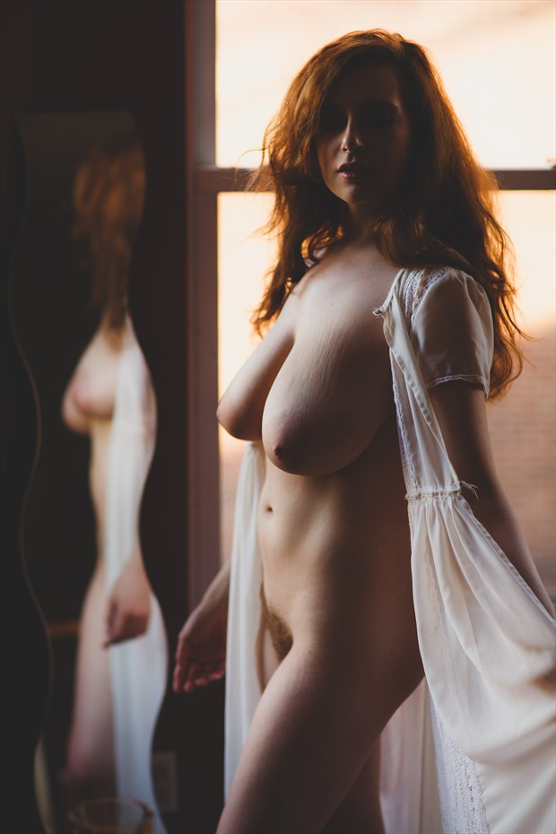 Sarah Artistic Nude Photo by Photographer GerardChillcott