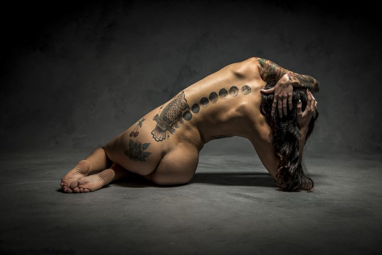 Sarah Artistic Nude Photo by Photographer bwwphotography