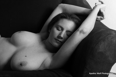 Sarah Lynn Artistic Nude Artwork by Photographer A W Photography