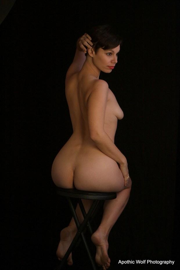 Sarah Recusant Artistic Nude Artwork by Photographer A W Photography