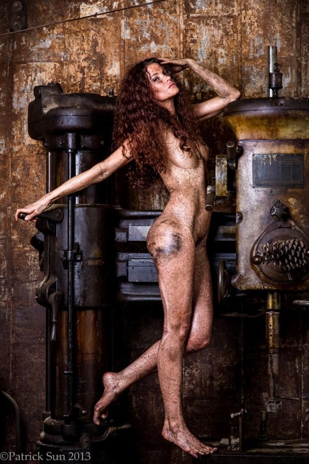 SarandipitousRex Artistic Nude Photo by Photographer Patrick Sun