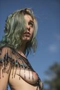 Sasha J, Hippie Chick Artistic Nude Photo by Photographer Jerry Jr