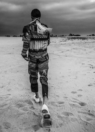 Sasha Kanevski SS15 Fashion Photo by Photographer Alina