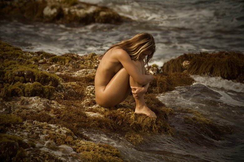 Saskia Artistic Nude Photo by Photographer Laurie Jeffery