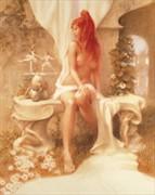 Satie%E2%80%99s Gymnopedies Artistic Nude Artwork by Artist Matthew Joseph Peak