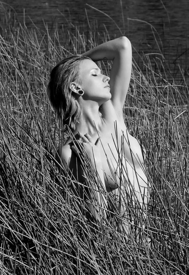 Saturn Werde Artistic Nude Photo by Photographer Rick Gordon
