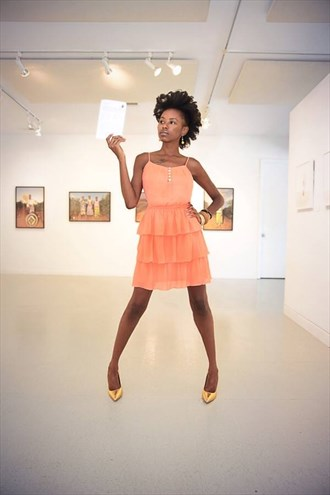 Sauce Fashion Photo by Model Charmangel
