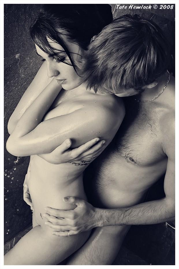 Scandalous Artistic Nude Photo by Photographer Tate Hemlock