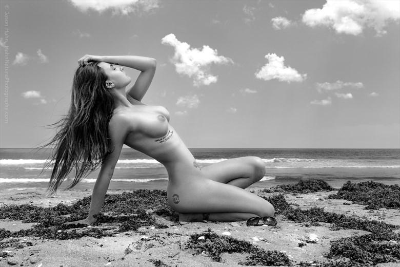 Scarlett Dawn Artistic Nude Photo by Photographer Jason Hahn