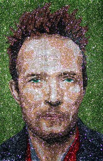 Scott Weiland Surreal Artwork by Artist Richard Ian Cohen
