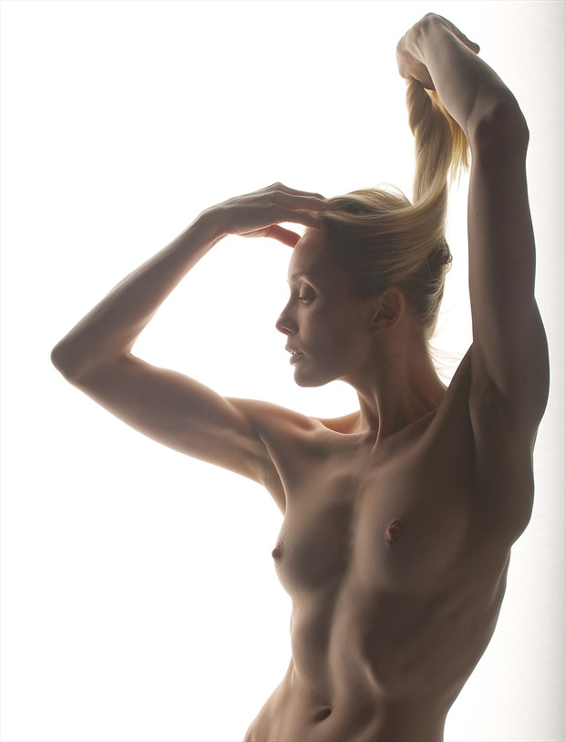 Sculpted   II Artistic Nude Photo by Photographer Randall Hobbet