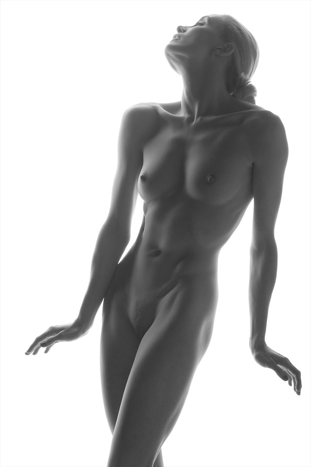 Sculpted   III Artistic Nude Photo by Photographer Randall Hobbet