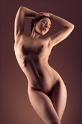 Sculptural Artistic Nude Photo by Photographer Klompie