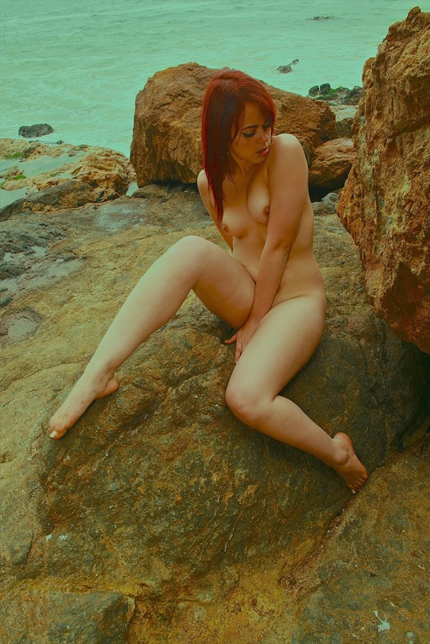 Sea Nymph Artistic Nude Photo by Photographer Muse Evolution Photography