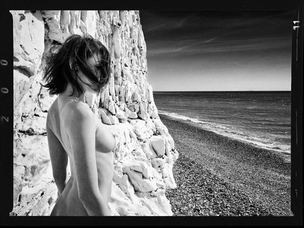 Seaside Artistic Nude Photo by Photographer RayRapkerg