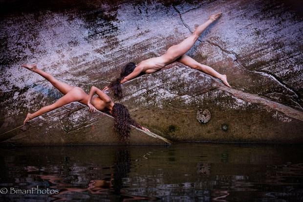 Sekaa & Mona Artistic Nude Photo by Photographer BmanPhotos