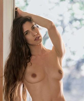 Sekaa in Doorway Artistic Nude Photo by Photographer Kerry